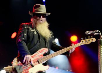 Зи Зи Топ загуби една от легендарните си бради: Почина басистът Дъсти Хил