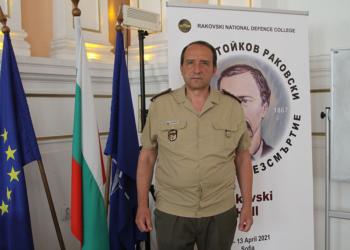 Полковник проф. д-р Мирослав Димитров: Няма операция без логистика