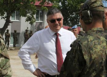 Министърът на отбраната Георги Панайотов: Пращаме бойци за охрана на южната граница