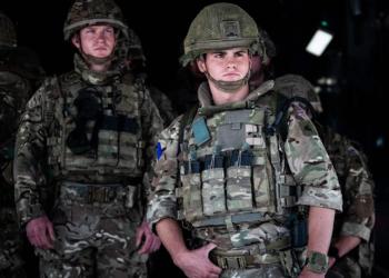 """Британски войници убиха предполагаеми членове на """"Ислямска държава"""""""