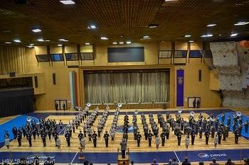 Атрактивен шоу спектакъл сътвориха военните оркестри във Велико Търново