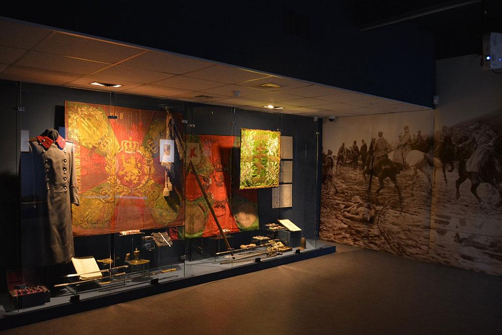 Националният военноисторически музей с изложба във Виена