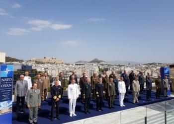 Началникът на отбраната адмирал Емил Ефтимов: Сигурността е определяща за развитието на Западните Балкани