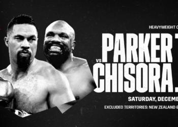 Реваншът между Чисора и Паркър е насрочен за 18 декември