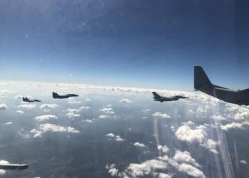 Българо-гръцка летателна тренировка в интерес на мисията по охрана на съюзното въздушно пространство ще се проведе утре