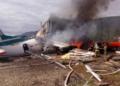 "Шестима души екипаж загинаха при катастрофа на ""Ан-26"" край Хабаровск"