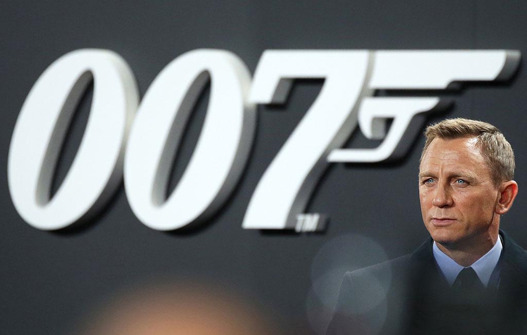 Джеймс Бонд се завръща в кината на 1 октомври