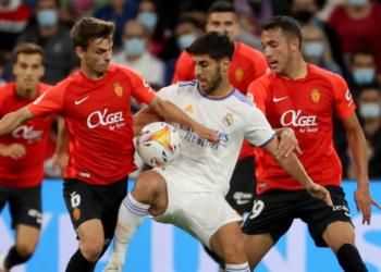Реал Мадрид победи с 6:1 Майорка в мач от 5-ия кръг на Ла Лига