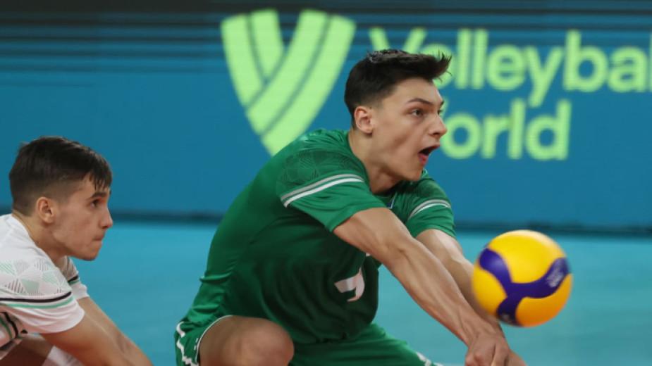 България остана 6-а на Мондиал 2021 след загуба от Белгия