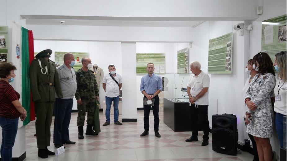 Изложба с документи за Българската армия във Велики Преслав