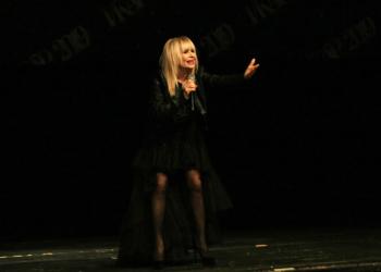 Лили Иванова ще пее тази вечер на Античния театър в Пловдив