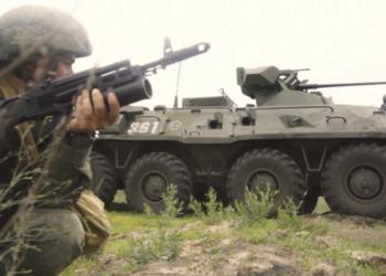 Предвожданият от Русия ОДКС с големи военни учения до границата между Афганистан и Таджикистан