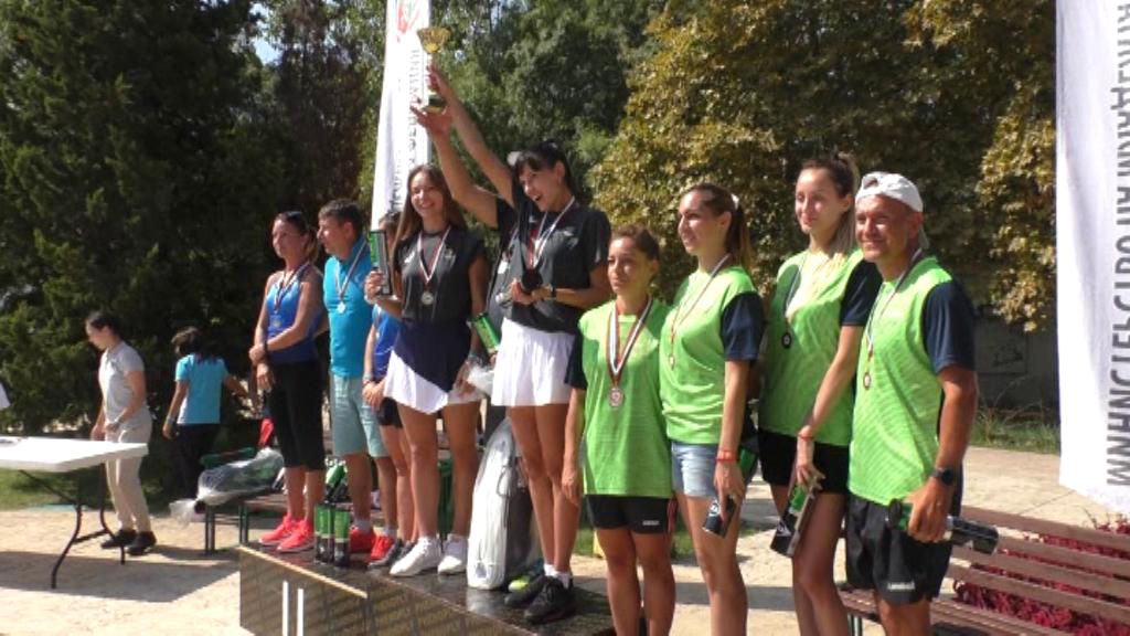 """Държавни военни първенства по тенис на корт и тенис на маса """"Албена 2021"""" - Обзор"""