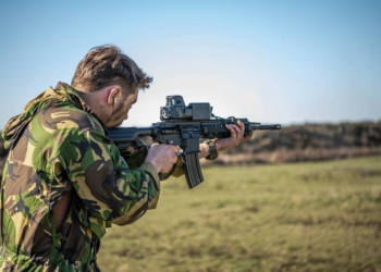 """Израелската система Smart Shooter с технологията """"един изстрел, един удар"""" ще бъде представена на европейските отбранителни изложения"""