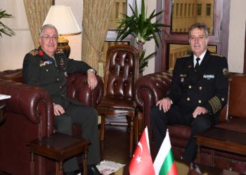 България настоява за засилено присъствие на Алианса