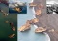 Призрачни кораби изплуваха от водите край Япония след земетресение