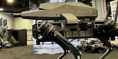 В САЩ показаха самоходна снайперска пушка