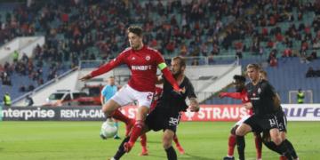 ЦСКА София загуби с 0:1 от Зоря (Луганск) в третия си мач от груповата фаза на Лигата на конференциите