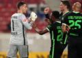 Ред Бул Залцбург на крачка от осминафиналите в Шампионската лига след победа над Волфсбург