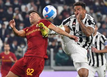 Ювентус с четвърта поредна победа, след като спечели срещу Рома,столичани пропуснаха дузпа
