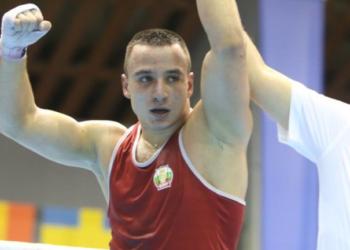 Радослав Панталеев стана част от кампанията на АИБА за световното първенство по бокс