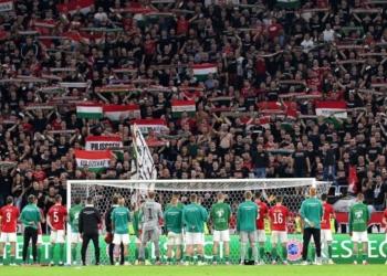 Англия - Унгария 1 : 1