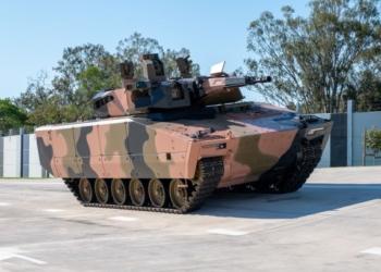 Rheinmetall представи най-добрата и окончателна оферта за БМП Lynx KF41 по програмата Land 400, фаза 3 в Австралия