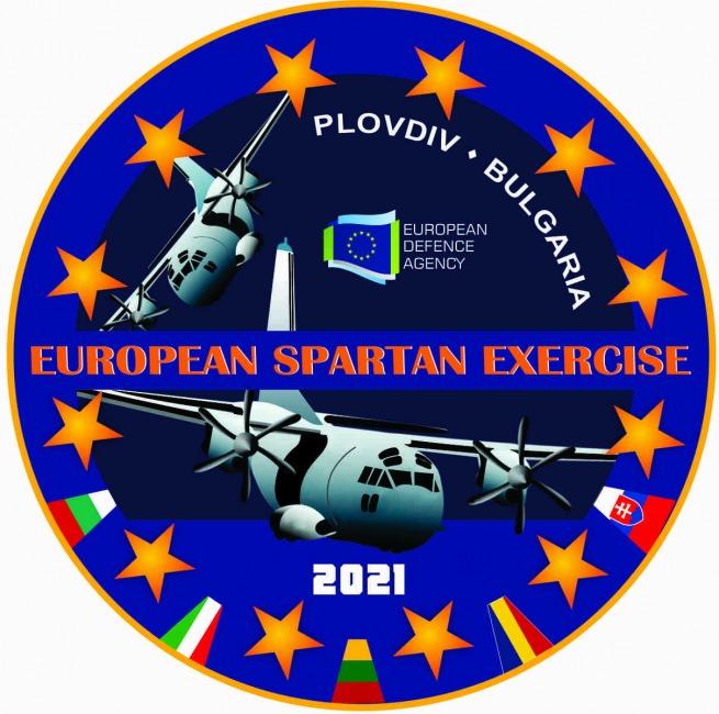 "Медиен ден на летателната тренировка ""European Spartan Exercise -2021"""