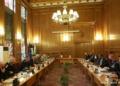 Министър Георги Панайотов и заместник-помощник секретарят по отбраната на САЩ Спенсър Бойър обсъдиха напредъка по изпълнението на 10-годишната Пътна карта за сътрудничество в отбраната на среща в София
