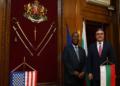 Обсъждаха въпроси за стратегическото партньорство със САЩ