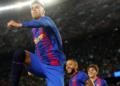 Гол на Жерар Пике донесе първа победа на Барселона в Шампионската лига