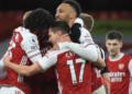 Резервата Александре Лаказет спаси Арсенал от домакински провал