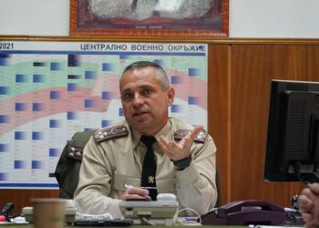 Полковник Димитър Матев: Хвърлихме се директно в боя!
