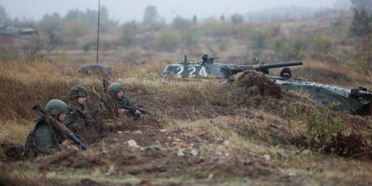 """Втори механизиран батальон от 61-ва механизирана бригада получи оценка боеготов по време на учението """"Мирен страж 21"""""""