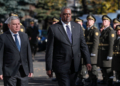Русия не може да блокира стремежите на Украйна към членство в НАТО, заяви в Киев министърът на отбраната на САЩ