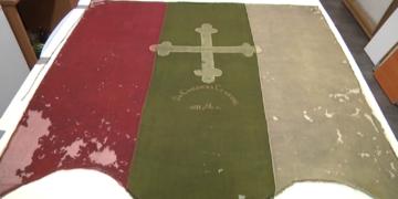 Знамето на Жельо Войвода