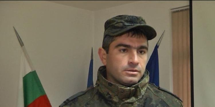 Смело сърце: Военнослужещ от Благоевград спаси човешки живот